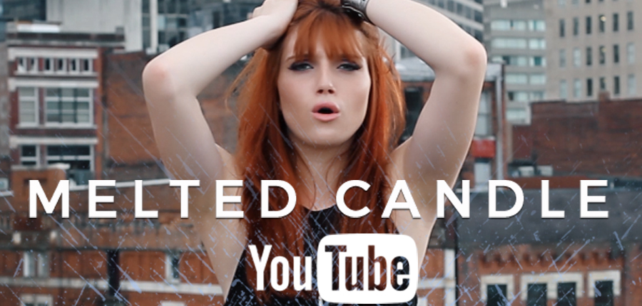 Melted Candle Music Video