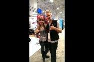 Savannah Lynne and Kyle Cook (Matchbox 20)