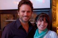 Savannah Lynne and Charles Esten (NBC Nashville)