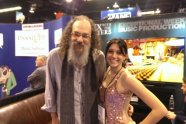 Savannah Lynne and Andrew Scheps (Adele, Red Hot Chili Peppers, Black Sabbath, Jay-Z)