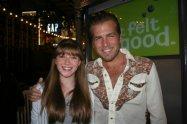 Savannah Lynne and Tom Gossin (Gloriana)