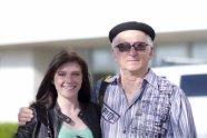 Savannah Lynne and  Robert Knight (Rock Photographer)