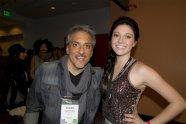Savannah Lynne and Thom Russo (Michael Jackson, Cher)