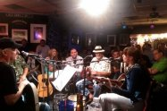 Bluebird Cafe with Roger Cook and Rafe Van Hoy