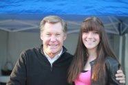 Savannah Lynne with CBS 2/KCal 9